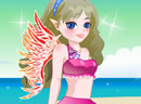 The Mermaid Princess Dress Up