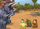 Save A Baby Dinosaur