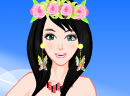 Flowery Spring Dress Up