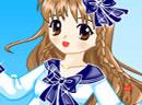 可爱制服小萝莉