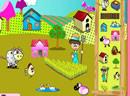 小小农场-设计一个可爱的多样丰富的小农场,完全可以..