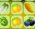 果蔬连连看-好玩漂亮可爱的果蔬连连看小游戏,点击相同..