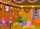 Magical Christmas Room