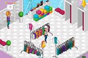 经营时尚服装店