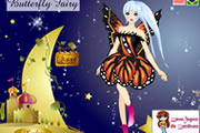 Butterfly Fairy Dress Up