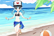 Fashion Swimwear Dress Up