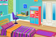 Colorful Room Decoratio