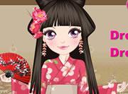 日本梦幻古装公主
