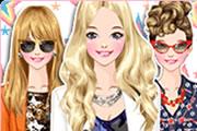 Kor fashion style girl