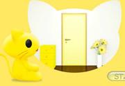 逃出可爱黄色房间