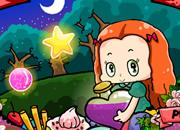 童话水晶魔宫捉兔子