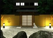 逃出日本古风园林