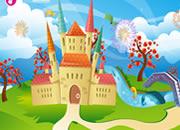 设计梦幻城堡