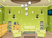 Greenish Room Escape