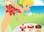 Tinker Bell's Cupcakes Decoration