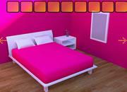 偷钥匙逃出粉红房间