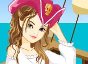 海盗女儿闺房换装