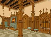 逃出城堡宫殿卧室
