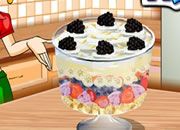 学做美味冰蛋糕