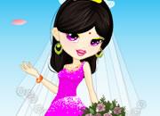 婚宴上的可爱小新娘