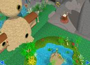 逃出岛上城堡