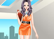 Secretary Girl Dressup