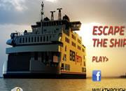 逃出海上轮船
