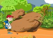 小男孩丛林冒险