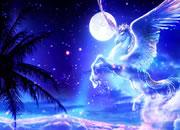 梦幻神话世界找星星