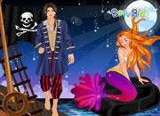海盗与美人鱼传说