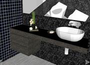 逃出黑色浴室
