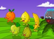 南瓜大战水果怪