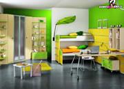 可爱儿童房间找数字-非常可爱的现代华丽漂亮的儿童房间找隐藏的..