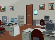 Room Escape-Office Cabin