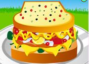 设计美味三明治