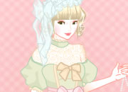 Lolita Bride Dress Up