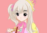 甜美可爱洛丽塔