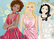 BFF Beach Party Dress Up
