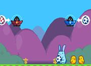 兔兔鸡蛋砸外星人