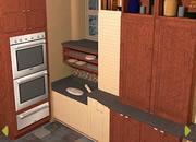 逃出漂亮的厨房