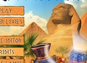 神秘埃及瓷瓶