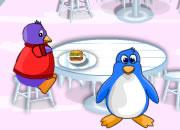 企鹅经营餐厅