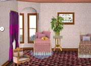 布置女王卧室