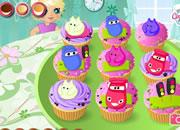 制作可爱小蛋糕