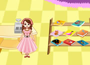 少女经营书店