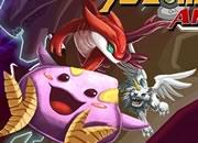 怪物养成计划-一个宠物养成的小游戏,你来领养的是一只怪..