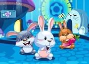 可爱兔兔养成计划-养育一只可爱的小兔兔,时刻注意她的饥饿状..