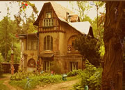 巫师的茅屋