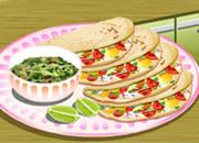 Sara's Cooking Class: Fish Tacos