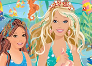 Mermaid Barbie Mixup